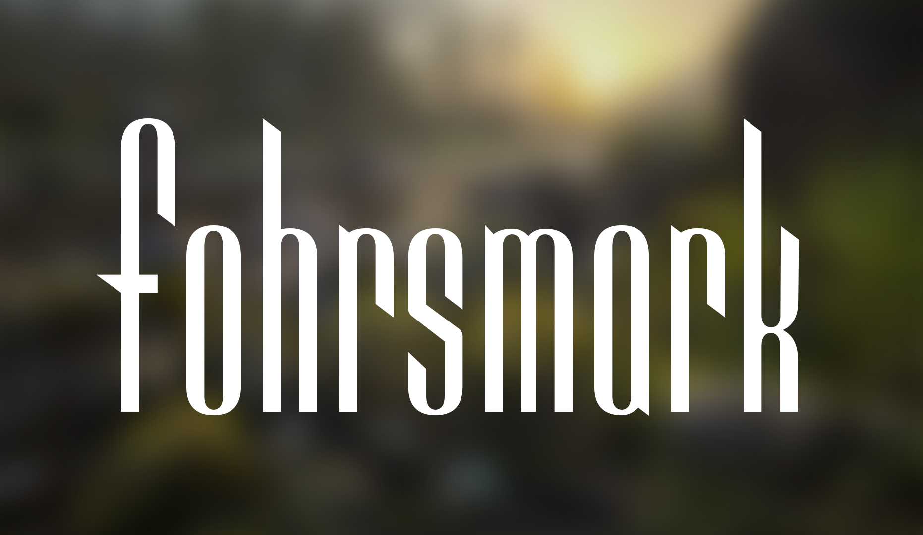 fohrsmark_behance_header