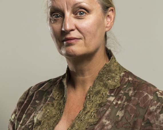 Efva Lilja Porträtt
