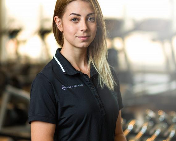 Mathilde – Personliga tränare på Puls&Träning